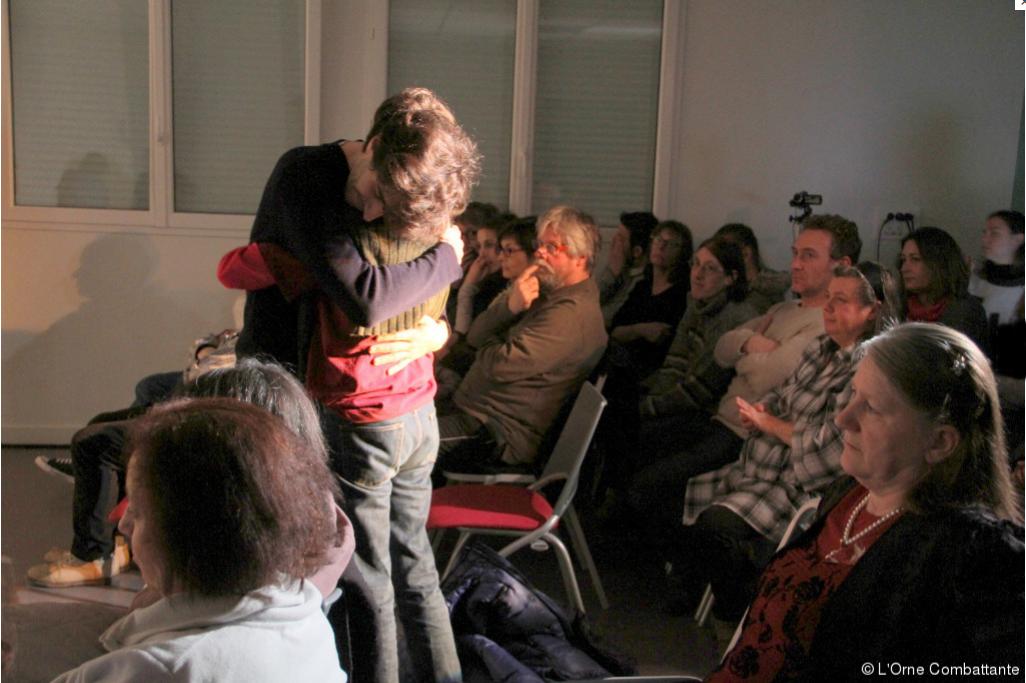 L'Orne Combattante 20 fév 2014, Flers Vague d'émotions fortes garantie au Forum de Flers