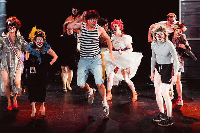 Stage de Clown Marie Laure Baudain