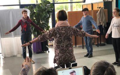 Argentan. Passerelles théâtre reprend ses ateliers citoyenneté