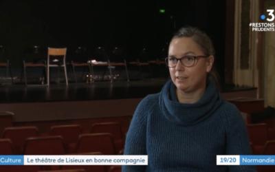 Reportage France 3 Normandie